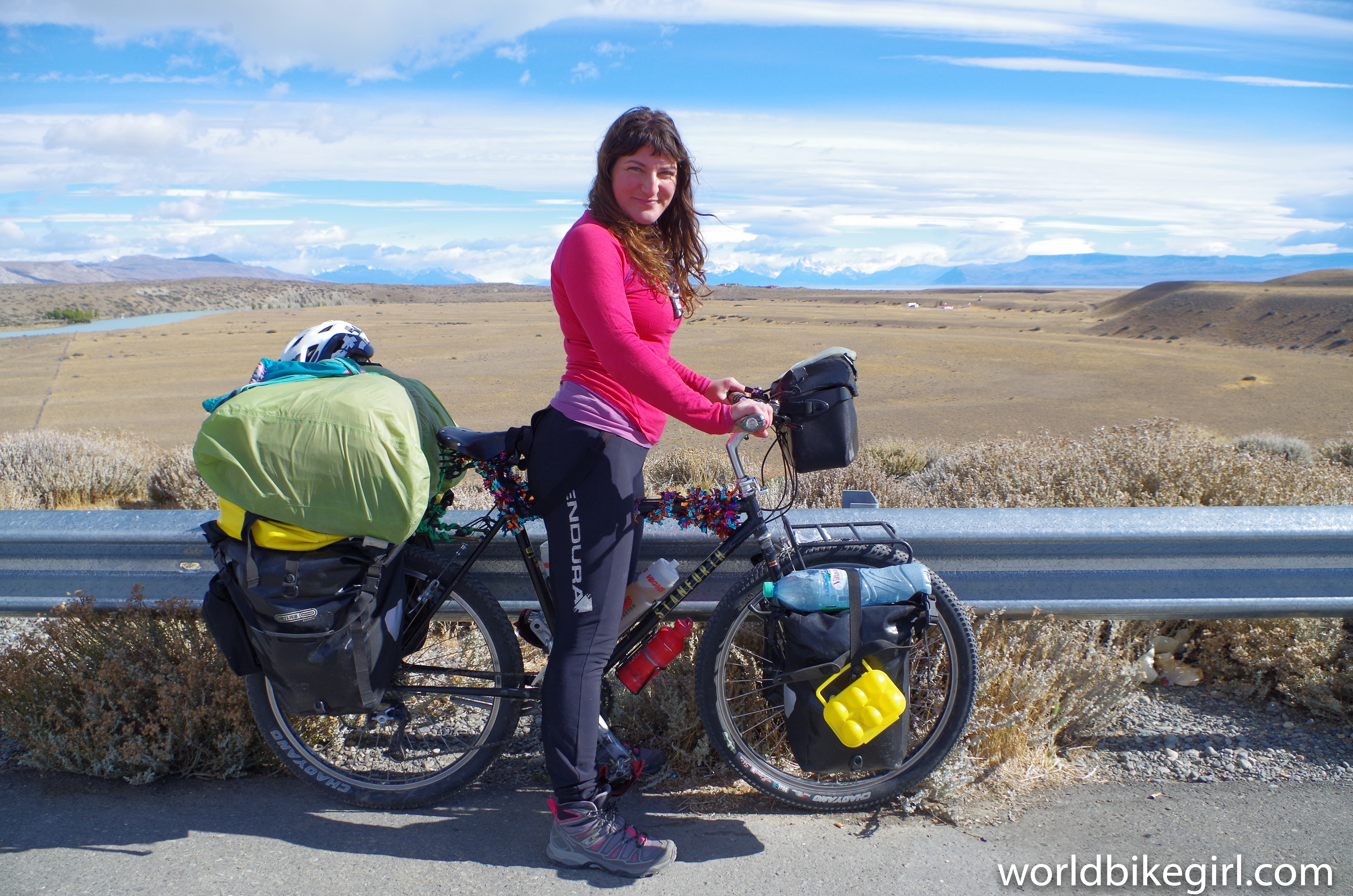 Top 10:  Things I Miss When I'm Cycling the World