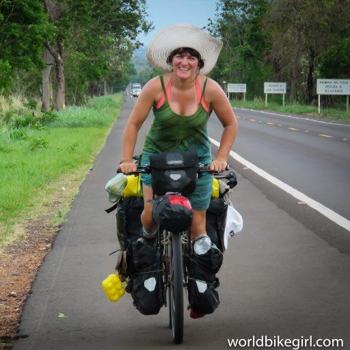Ishbel Taromsari Cycling